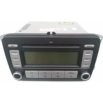 Volkswagen RCD 300 MP3 Car Stereo Head Unit