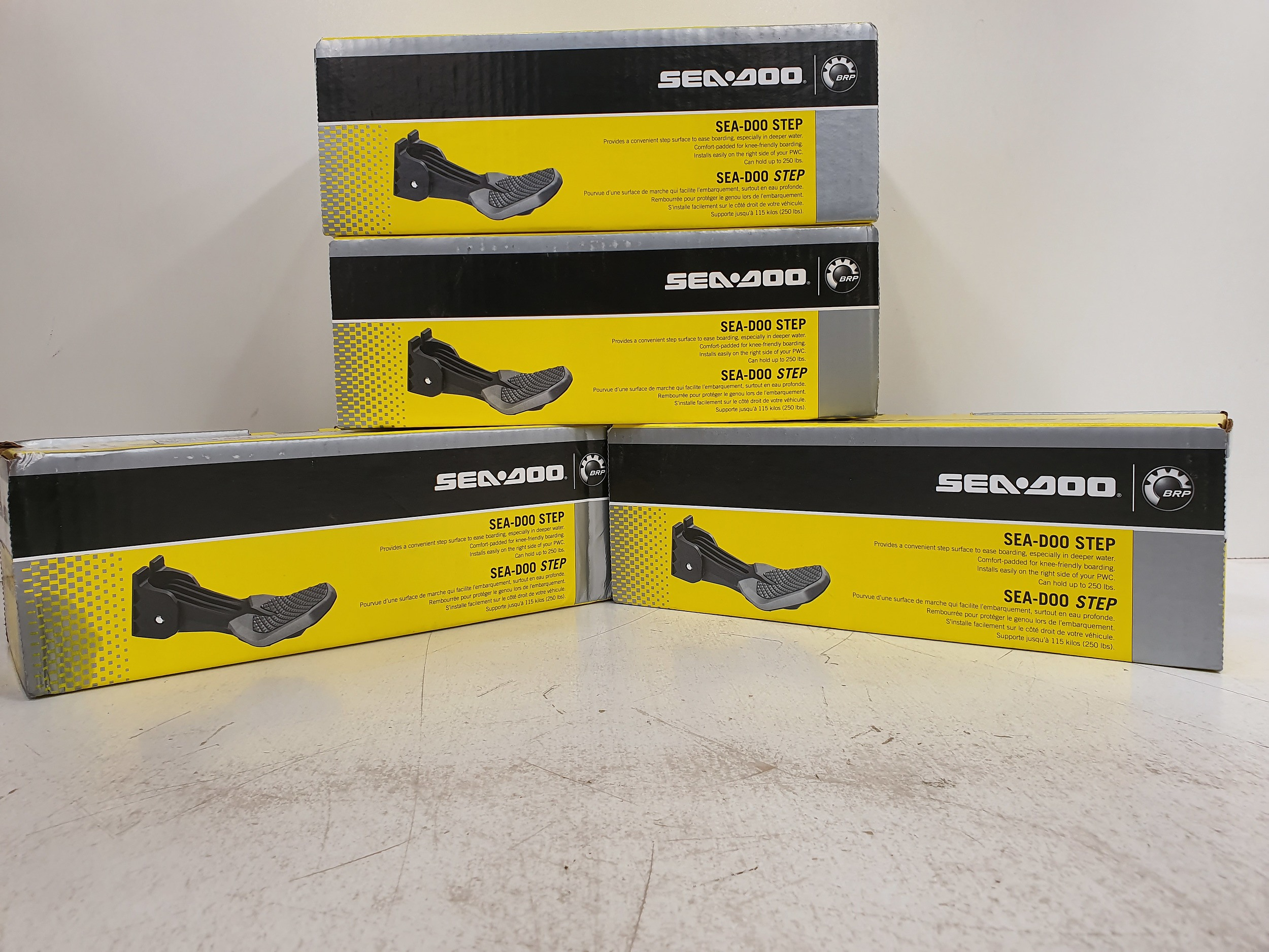 Sea-Doo Spark Boarding Step- Lot of 4 - *Brand New* RRP $450+