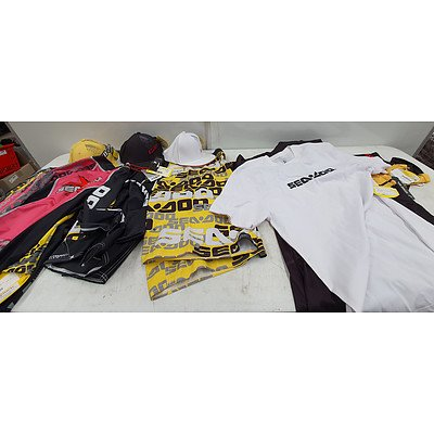 Sea-Doo/ Can-am Assorted Clothing *Brand New* RRP $550+