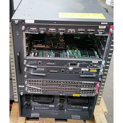 Cisco Systems (WS-C6500-E) 6500 Series Network Chassis