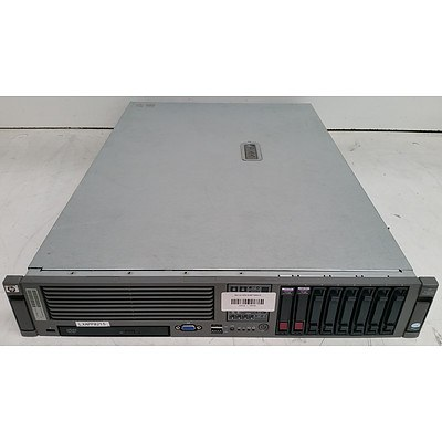 HP ProLiant DL380 G5 Dual Dual-Core Xeon 2.33GHz CPU 2 RU Server