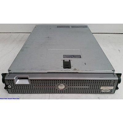 Dell PowerEdge 2950 Dual Dual-Core Xeon 3.73GHz CPU 2 RU Server