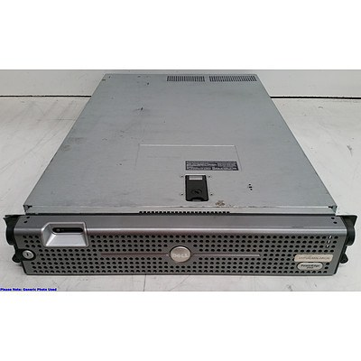 Dell PowerEdge 2950 Dual Dual-Core Xeon 3.73GHz CPU 2 RU Server