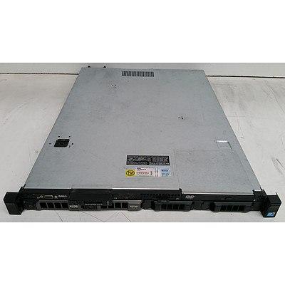 Dell PowerEdge R410 Quad-Core Xeon (E5530) 2.40GHz 1 RU Server