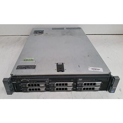 Dell PowerEdge R710 Dual Hexa-Core Xeon 2.80GHz 2 RU Server