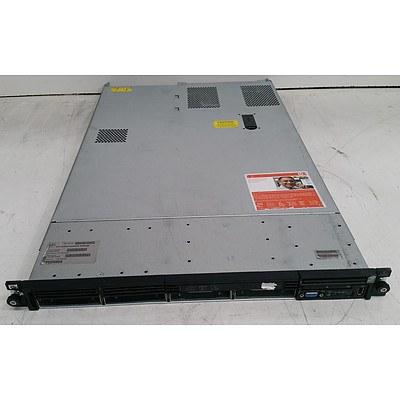 HP ProLiant DL360 G6 Quad-Core Xeon (E5540) 2.53GHz 1 RU Server