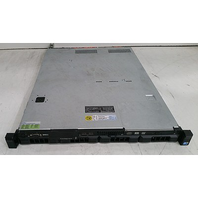 Dell PowerEdge R310 Quad-Core Xeon (X3430) 2.40GHz 1 RU Server