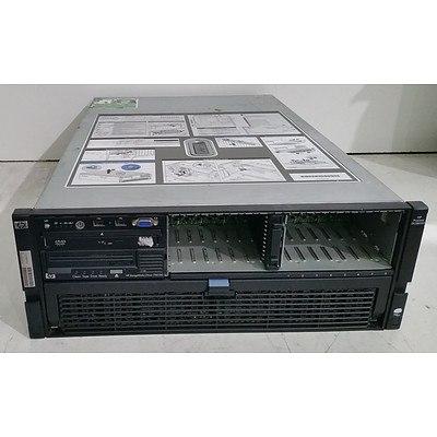 HP ProLiant DL580 G5 Quad Quad-Core Xeon 2.40GHz 4 RU Server