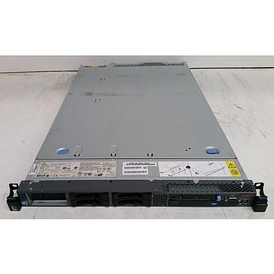 IBM Avaya (7946PBU) Quad-Core Xeon (E5520) 2.27GHz 1 RU Server