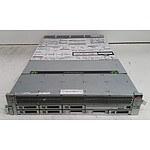 Sun Oracle SPARC T3-1 (Sun SPARC T3) 1.65GHz CPU 2 RU Server