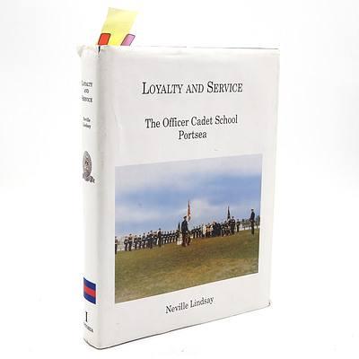 Neville Lindsay, Loyalty and Service, Historia Productions, Brisbane, Australia, 1994
