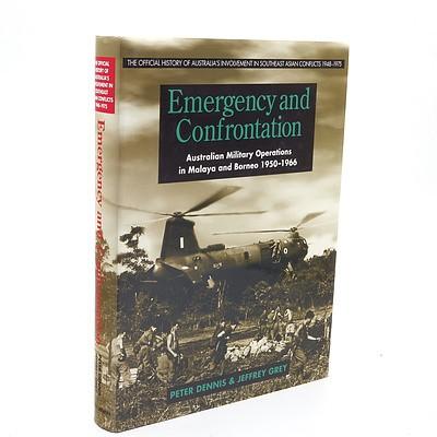 Peter Dennis and Jeffrey Grey, Emergency and Confrontation, Allen & Unwin, St Leonard, Australia, 1996