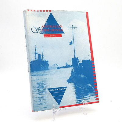 Michael W.D. White, Australian Submarines, AGPS Press Publication, Canberra, Australia, 1992