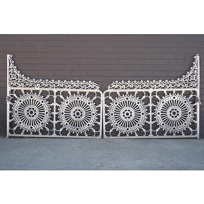 Rustic Gates