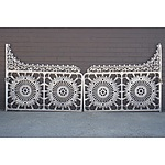 Rustic Cast Iron Gates
