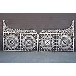 Rustic Cast Iron Gates