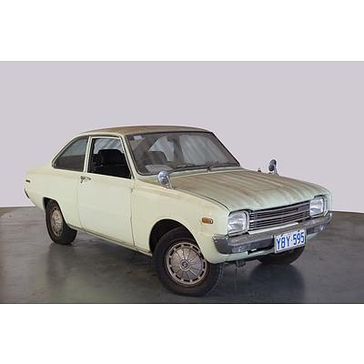 1/1969 Mazda 1200 2d Coupe Green 1.2L