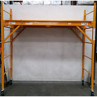 Mobile Scaffolding System