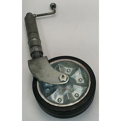 Al-Ko Jockey Wheel