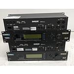 Sabine PowerQ ADF-4000 Series AV Appliance - Lot of Four