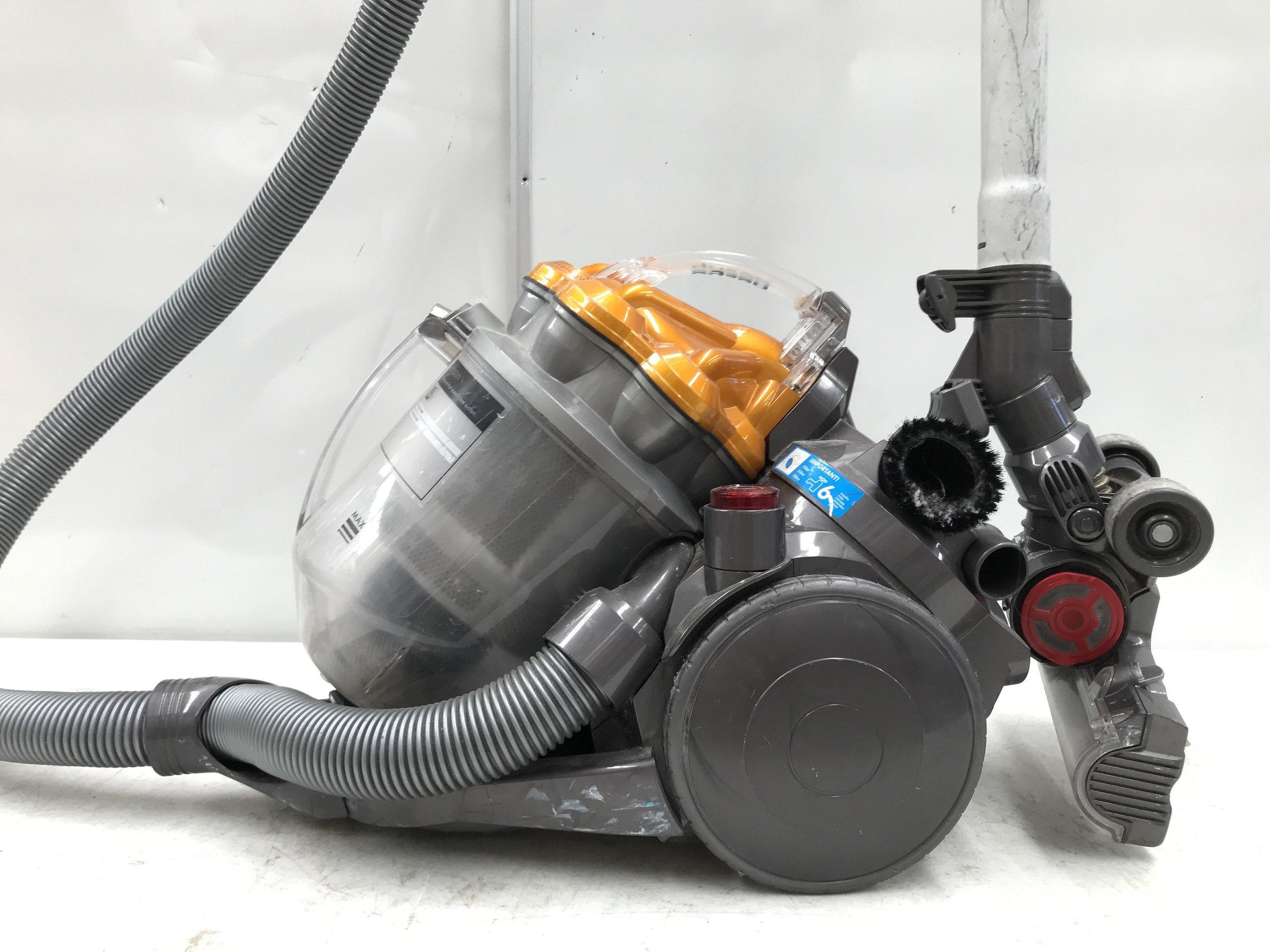 Dyson dc 19 пылесос дайсон плохо всасывает пыль