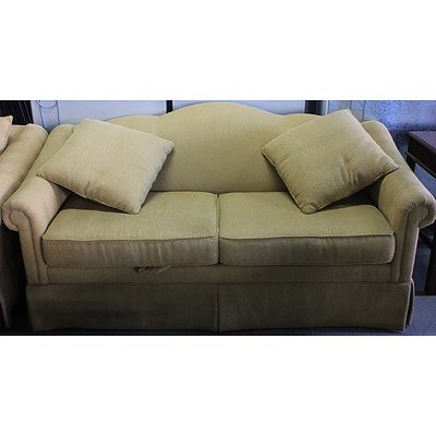 Drexel Heritage Two and a Half Seater Sofa