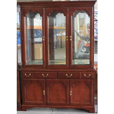 Drexel Heritage Display Cabinet
