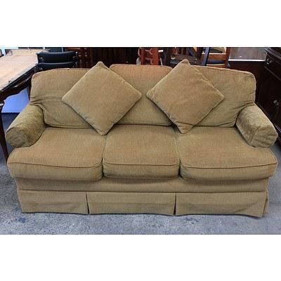 Drexel Heritage Three Seater Sofa