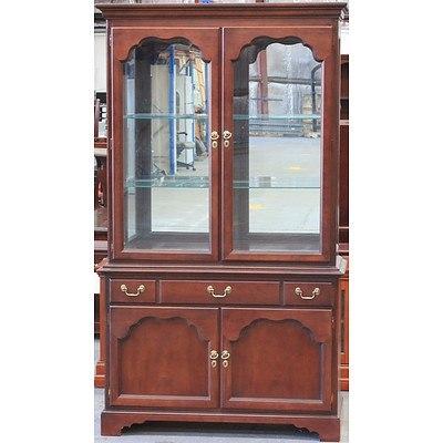 Drexel Heritage Display Cabinet