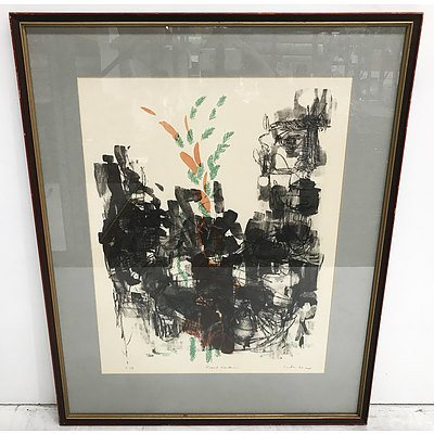 Three Vintage Limited Edition American Lithographic Works