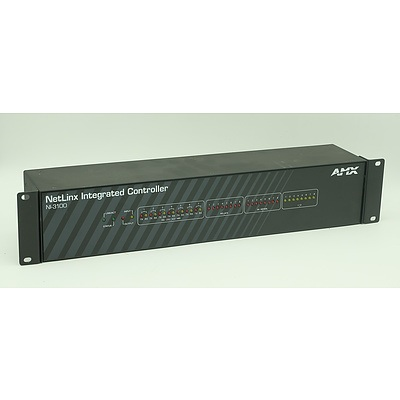 AMX Netlink Integrated Controller NI-3100