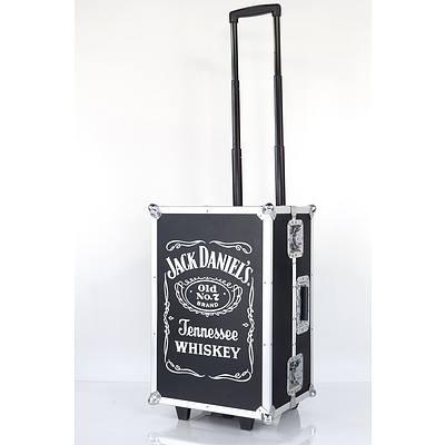 Jack Daniels Aluminium Road Case