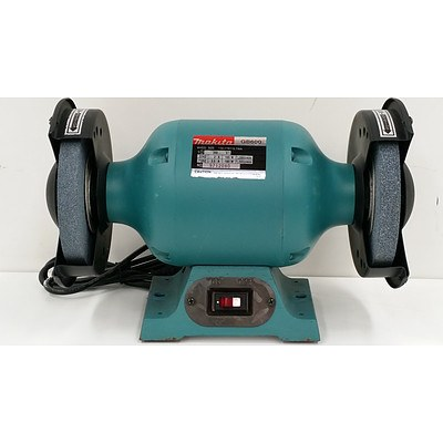Makita Electric Bench Grinder