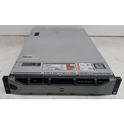 Dell PowerEdge R720 Dual Eight-Core Xeon (E5-2690 0) 2.90GHz 2 RU Server