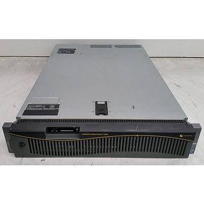 Symantec Brightmail 8380 Dual Quad-Core Xeon (E5540) 2.53GHz 2 RU Server