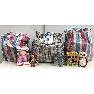 Bulk Lot of New Kid's Toys