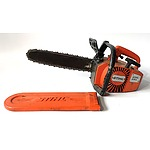 Stihl D15L Chainsaw, Has Compression, Untested