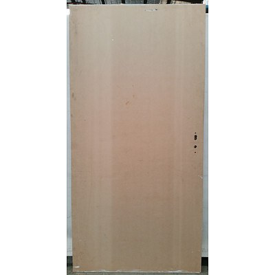 Solid Core Hinged One Hour Fire Door(2050mm x 1015mm x 45mm)