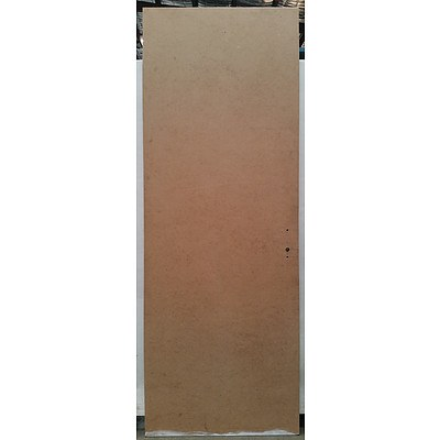 Solid Core Hinged One Hour Fire Door(2260mm x 820mm x 45mm)