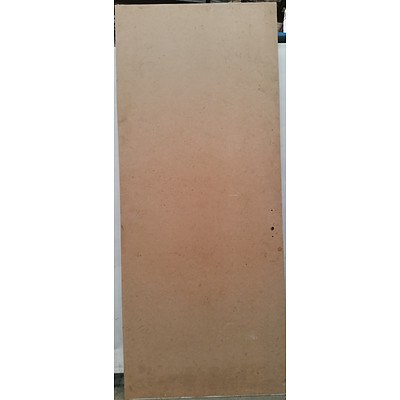 Solid Core Hinged One Hour Fire Door(2220mm x 920mm x 45mm)