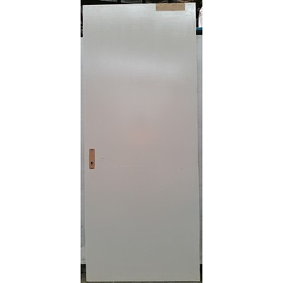 Solid Core Hinged One Hour Fire Door(2250mm x 920mm x 45mm)
