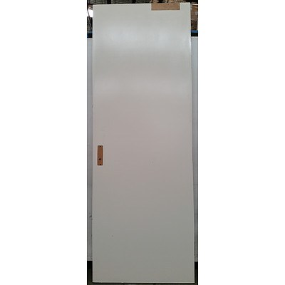 Solid Core Hinged One Hour Fire Door(2280mm x 815mm x 45mm)