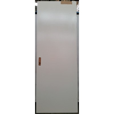 Solid Core Hinged One Hour Fire Door(2255mm x 815mm x 45mm)