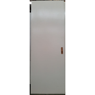 Solid Core Hinged One Hour Fire Door(2275mm x 815mm x 45mm)