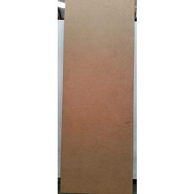 Corinthian Doors Solid Core MDF Hinged One Hour Fire Door(2330mm x 820mm x 35mm) - New