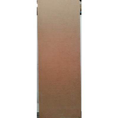 Corinthian Doors Solid Core MDF Hinged One Hour Fire Door(2290mm x 815mm x 45mm) - New