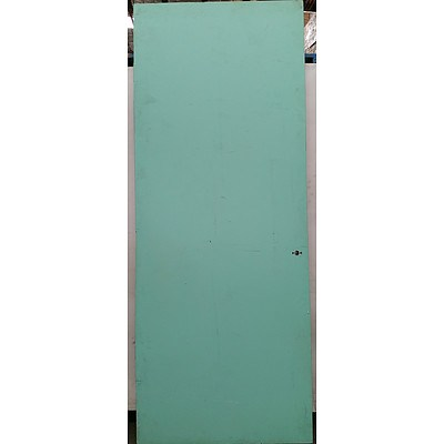 SureFab Doors and Frames Solid Core MDF Hinged One Hour Fire Door(2335mm x 920mm x 45mm)