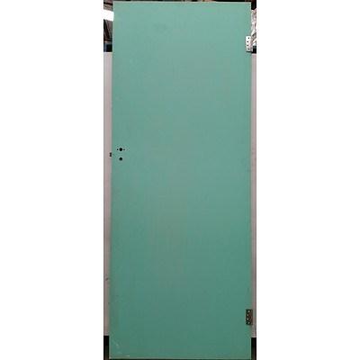 SureFab Doors and Frames Solid Core MDF Hinged One Hour Fire Door(2340mm x 920mm x 35mm)