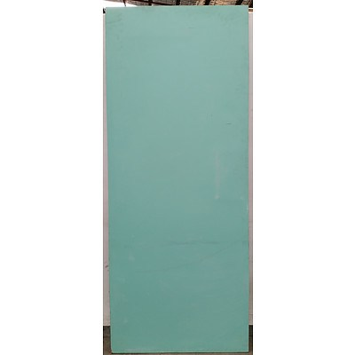 SureFab Doors and Frames Solid Core MDF Hinged One Hour Fire Door(2030mm x 820mm x 35mm)