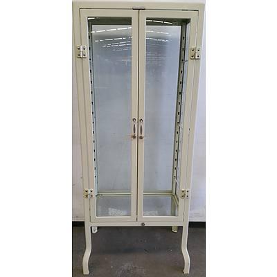 Dulton Retro Display Cabinet